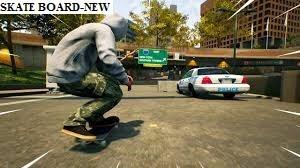 Skate Board – New